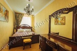 Rent this apartment in Kharkov: № 18 - 3 Galana str.