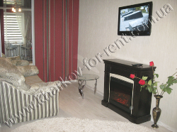 Rent this apartment in Kharkov: № 24 - 24 Lenina ave.