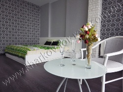 Rent this apartment in Kharkov: № 25 - Penthouse Apt , 258 Klochkovskaja str. | Admiral