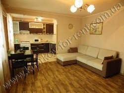 Rent this apartment in Kharkov: № 27 - 27 Kolomenskaja str.